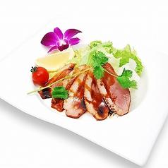 料理メニュー写真合鴨のロースト