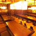 情緒溢れる店内で江戸町文化と和食を愉しむ!旬の恵みを料理人が丹精こめておもてなしいたします。美味しいお酒にあう、こだわりの料理の数々をぜひご堪能ください!メニューが多くて迷ってしまう・・・という方には人気のコース料理もおすすめです!お料理のみのコースの場合、8品3000円(税抜)から!