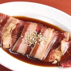 料理メニュー写真いくどんカルビ (たれ)