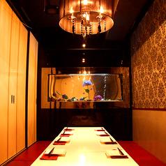 渋谷店のおしゃれなカラオケ付個室◆夢のような時間を味わえる大人なアラビアン個室!渋谷での合コン、宴会、女子会、打ち上げなどの様々なニーズにプレシャスな渋谷 居酒屋個室をご用意★大人気個室席は予約必須!お気軽にお問い合わせ下さい♪また渋谷の記念日や誕生日会などにもワンランク上の渋谷 居酒屋宴会を演出♪