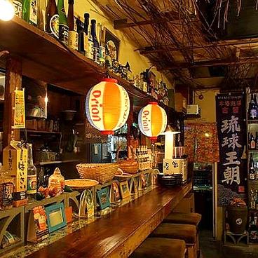 沖縄料理&泡盛 はいさい! 津田沼店の雰囲気1