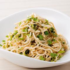 干し豆腐の香菜(パクチー)和え