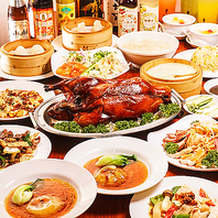 宴会向けの贅沢なコース料理もご用意しております♪
