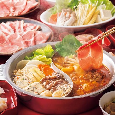 MK(エムケイ)レストラン 佐賀大和店 しゃぶしゃぶ食べ放題