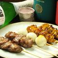 料理メニュー写真鳥っ美味い!オススメ焼き串セット