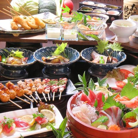 高松西インターすぐ近く!!もつ鍋と串カツが旨くて安い♪円座で大人気の大衆酒場