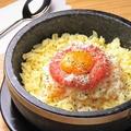 料理メニュー写真明太子チーズ石焼