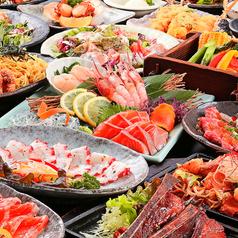 北海道食市場 丸海屋 広島駅南口店の特集写真