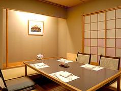 新潟グランドホテル 日本料理レストラン 静香庵の特集写真