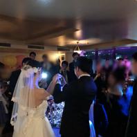 結婚式2次会等のPARTY設備