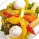 ウズラ卵と彩り野菜のピクルス
