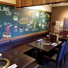 テーブルでゆったち、お座りいただけます。高円寺駅・中野駅周辺で美味しいお店をお探しでしたら是非、からし亭をご利用ください★女子会、誕生日会、忘年会、新年会など各種ご宴会承ります!飲み放題付きコース3490円~◎