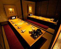 全席完全個室の居酒屋