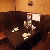 カップルに最適♪2名テーブル席