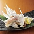 料理メニュー写真鯛かまのオーブン焼き(4ヶ)