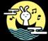 Jazz&Dining きまぐれうさぎのロゴ