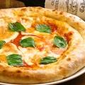 料理メニュー写真ピザマルゲリータ