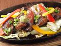 料理メニュー写真オリーブ牛の鉄板焼き