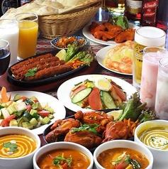 インドレストラン サザ ダイニング&バー SAJHA DINING&BARの写真