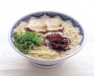 由丸 溜池店 博多らーめんのおすすめ料理1