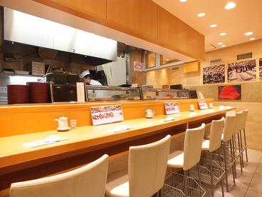 つきじ鈴富 すし富・魚がし食堂の雰囲気1