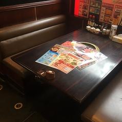 テーブルソファ席ご用意御座います。