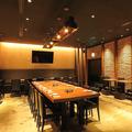 プロント イルバール PRONTO IL BAR 東京国際フォーラム店の雰囲気1