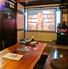 Dining IZAKAYA 幻の雰囲気1