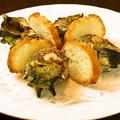 料理メニュー写真姫サザエのブルギニヨン