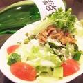 料理メニュー写真鳥MASAサラダ(シーザードレッシング)