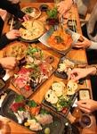 和伊まるの魅力は7つのおもしろ空間!個室利用で各種宴会を楽しんで!!