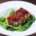 料理メニュー写真豚の角煮 (国産)