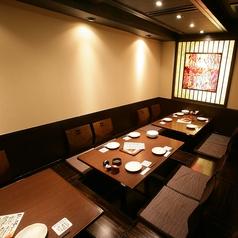 和空間でゆっくりと当店こだわりの和食と京料理をお楽しみ下さい。