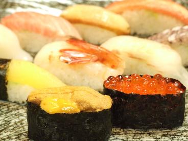 八食市場寿司のおすすめ料理1