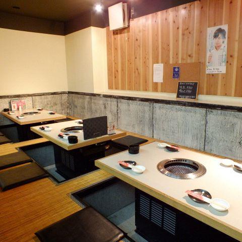 和牛焼肉 小笠原商店 品川高輪店 店舗イメージ2