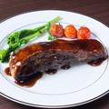料理メニュー写真黒酢酢豚 (国産)