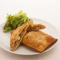 料理メニュー写真パステル盛り合わせ 牛ひき肉/トマトチーズ
