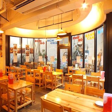 ベトナム酒場 ビアホイ BIA HOI 梅田の雰囲気1