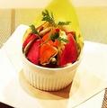 料理メニュー写真季節野菜の浅漬け