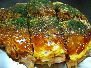 うす焼・お好み焼・もんじゃ焼 竹とんぼのおすすめ料理1