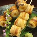 料理メニュー写真秋田名物!きりたんぽの肉巻き~照り焼き風~
