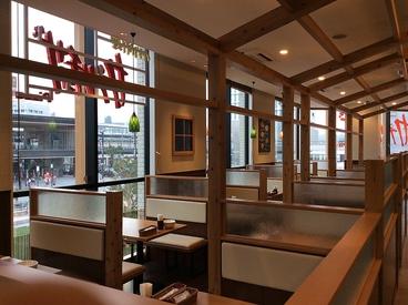 カプリチョーザ 姫路フェスタ店の雰囲気1