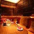 ●秘密の完全個室~洋~:2~4名用● お座敷ソファー・カラオケ防音個室