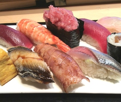 寿司貞の写真