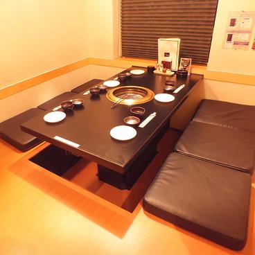 焼肉ダイニング あんぎゅう an牛 金沢の雰囲気1