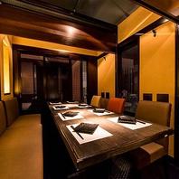 ◆大小様々な個室完備◎大型宴会には貸切宴会も承ります