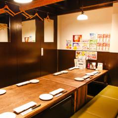 炉端かば 京都四条烏丸店の雰囲気1