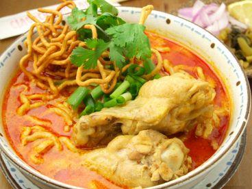 チャオチェンマイのおすすめ料理1
