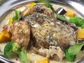 料理メニュー写真SO-S 丸鶏のぶっこみクリーム煮込み