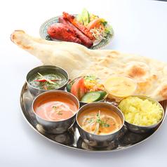インドフランスレストラン プジャダイニングの写真
